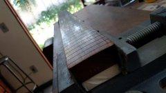 Braço da Guitarra Klein BF96 - Entrastamento em inox